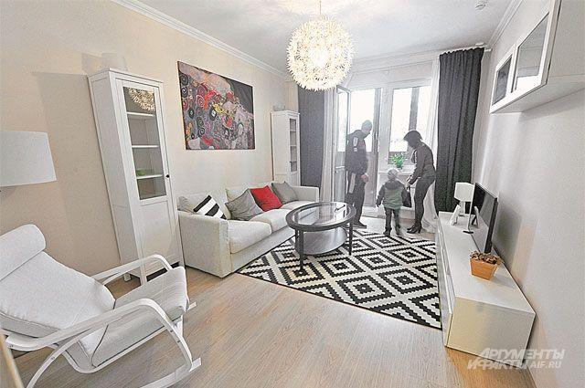 В Омске на рынке недвижимость подешевели квартиры «от хозяина».