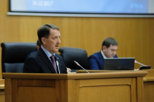 Воронежцы хотят вернуть Алексея Гордеева напост губернатора