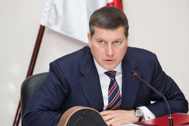 Олег Сорокин.