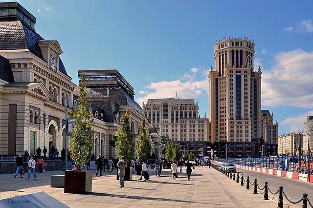 Под Павелецкой площадью в Москве появится торговый центр   Город ... f408b1d0010