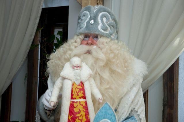 Дед Мороз - главный сказочный волшебник.