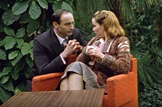 В фильме герой Гафта влюблён в героиню Яковлевой, а в жизни между актёрами отношения были ужасные.