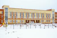 Во Фролах построили самую большую региональную школу в России.