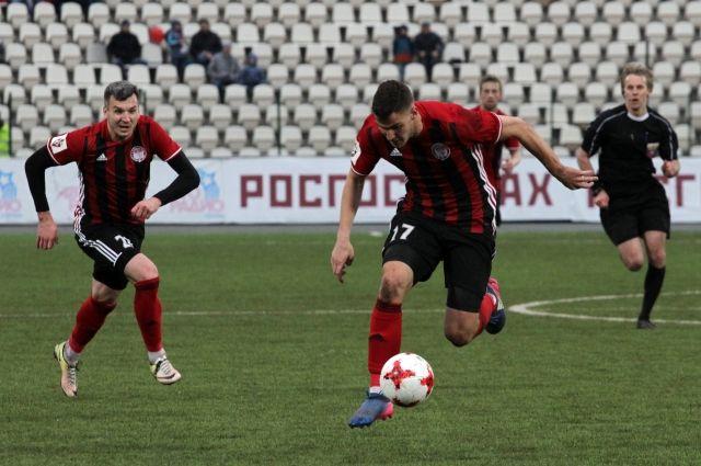 Пермские футболисты могут замахнуться на Кубок России.
