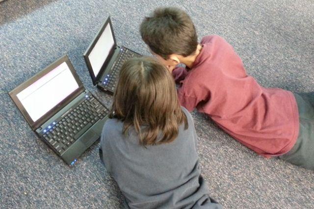 Тюменские дошколята стали видеоблогерами