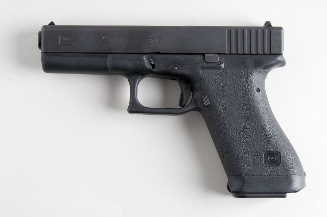 Омич с пистолетом угрожал убийством медработнику.