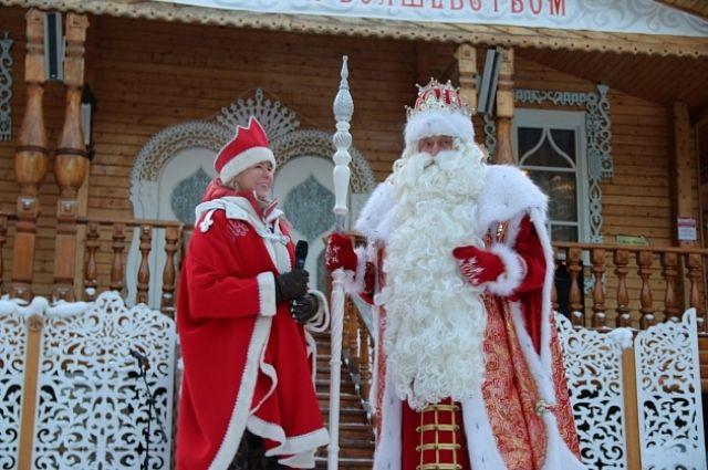 Вчетверг вцентре Волгограда откроется резиденция Деда Мороза