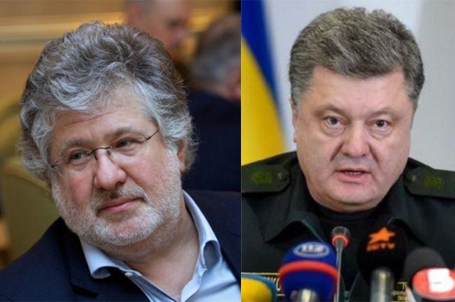 Разорит ли Порошенко олигарха Коломойского?