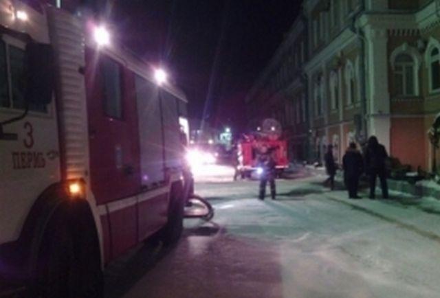Огнеборцы работали на месте происшествия четыре с половиной часа.