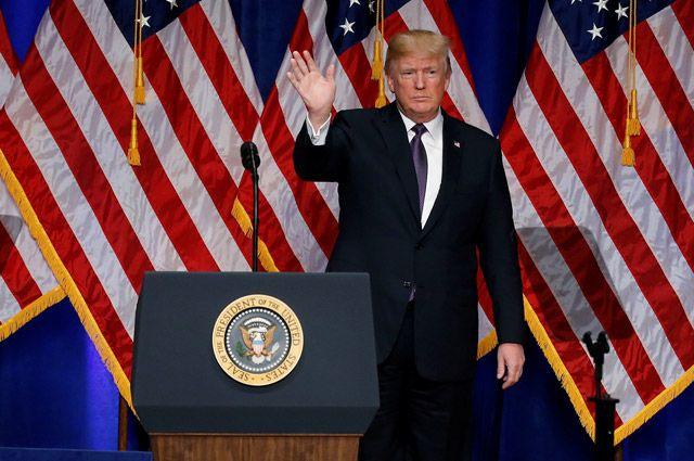 Трамп приблизился к Обаме в «рейтинге восхищения» в США