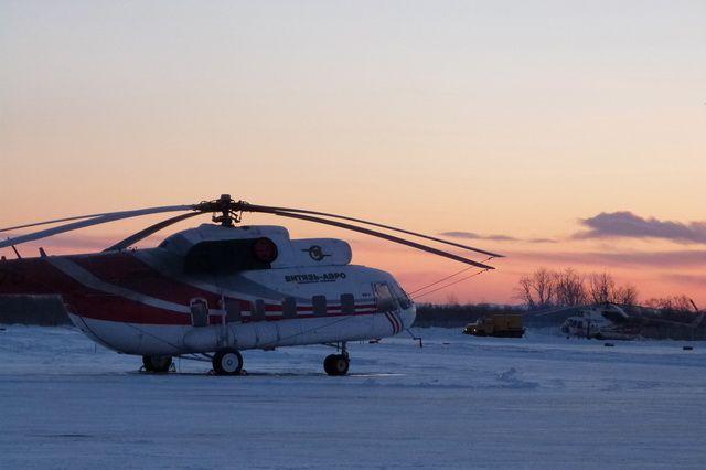 Главная задача «Витязь-Аэро» - обслуживать нужды полуострова.