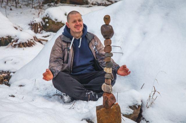 Издавна балансировка камней использовалась в медитативных целях.