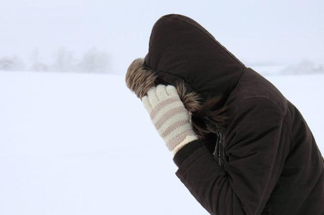 В Кузбассе зафиксировали штормовой ветер, чья скорость достигла 24 м/с.