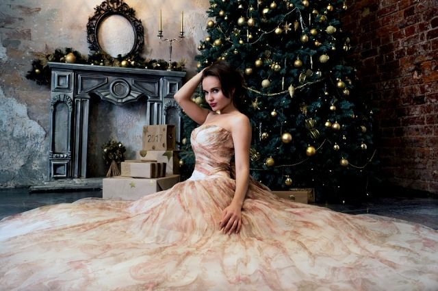 Платье на торжество нужно выбирать с умом.