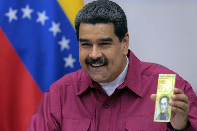 Первая эмиссия криптовалюты Венесуэлы будет поддержана $267 млрд— министр