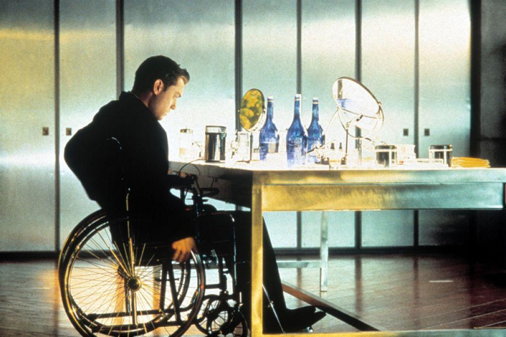 «Гаттака» (1997) — Джером Юджин Морроу.