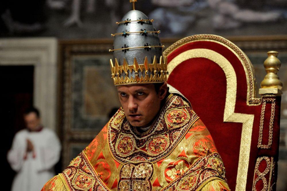 «Молодой Папа» (2016) — Папа Пий XIII.