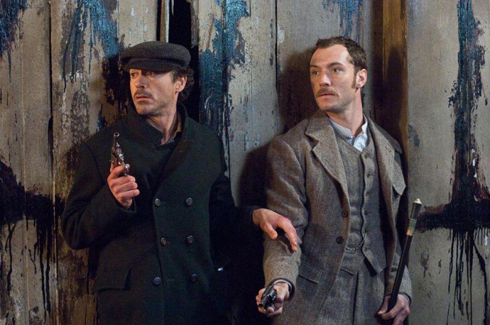 «Шерлок Холмс» (2009) — Доктор Ватсон.