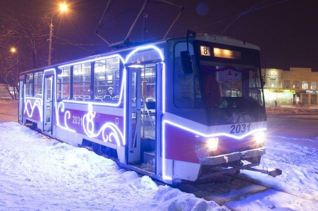 Как будет работать публичный транспорт вновогоднюю ночь иянварские праздники?