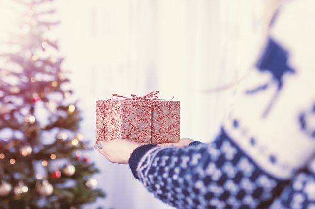 Подарки любят все.
