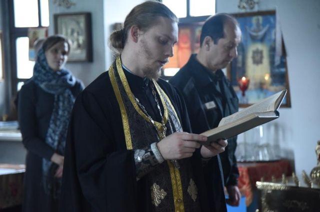 Отец Алексий Калугин.