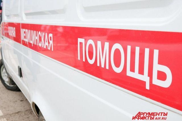 Вжилом доме под Екатеринбургом произошел взрыв