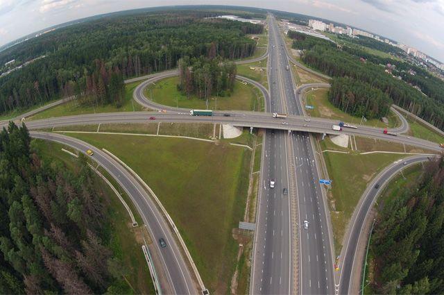 Снового года в РФ поменяются номера федеральных дорог