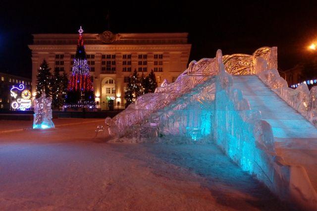 В Кемерове 31 декабря частично ограничат движение через центр города.