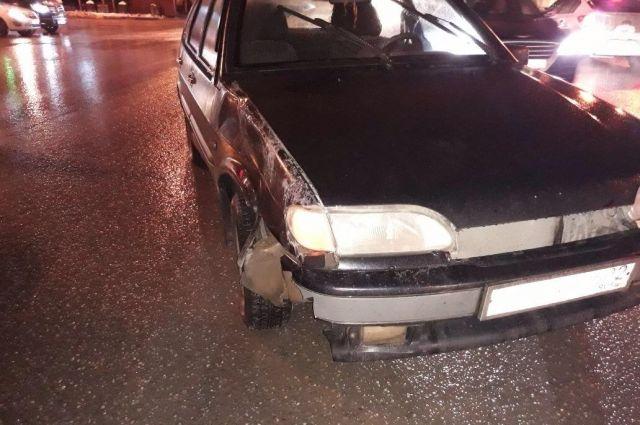 ВУфе шофёр сбил 12-летнего ребенка напешеходном переходе