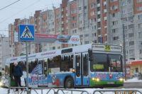 С 3 по 8 января общественный транспорт Перми будет работать по воскресному графику.