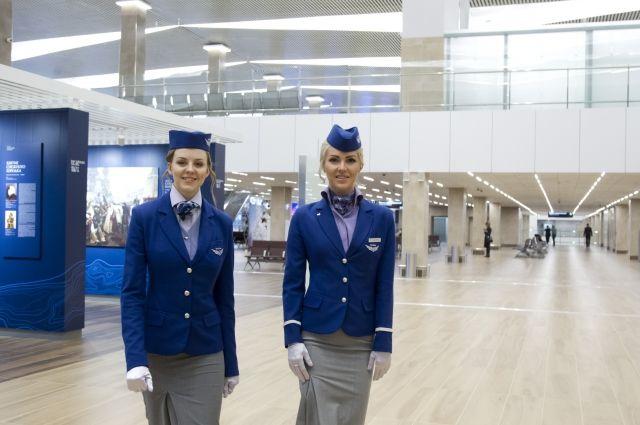 Площадь нового терминала составляет 58 тыс. кв. метров.