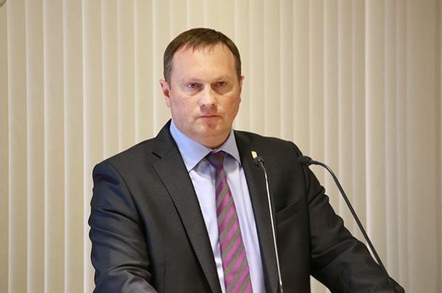 Ответственного заремонт наМира Титенкова назначили главой района