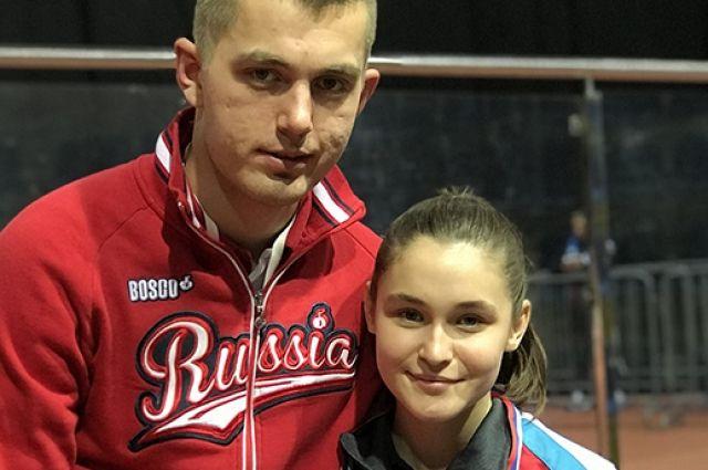 Калининградская каратистка Дарья Неськова выиграла «бронзу» чемпионата РФ.
