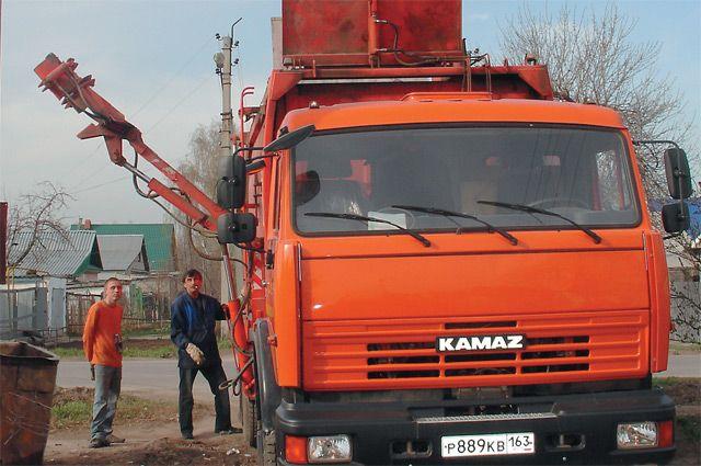 Ставрополь: Система ГЛОНАСС возьмет наконтроль уборку отходов
