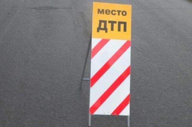 ВРязанской области при ДТП с джипом пострадали 4 человека