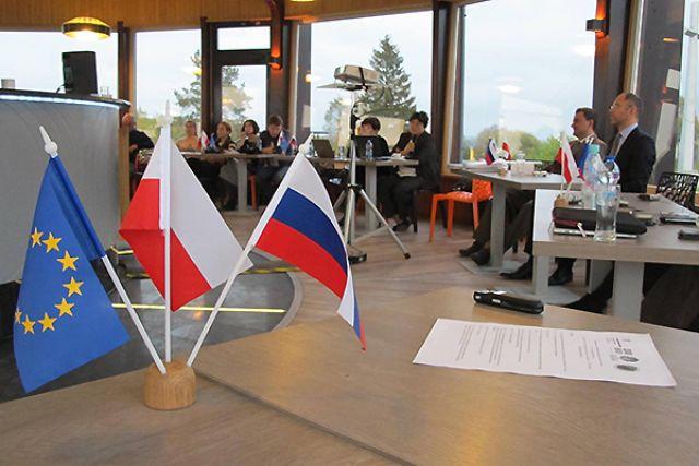 Подписано соглашение о приграничном сотрудничестве между РФ и Польшей.