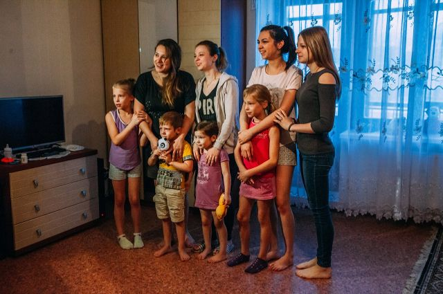 Год счастья для тюменской семьи Войвод