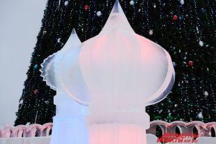 7 января в ледовом городке на эспланаде состоится рождественский концерт.