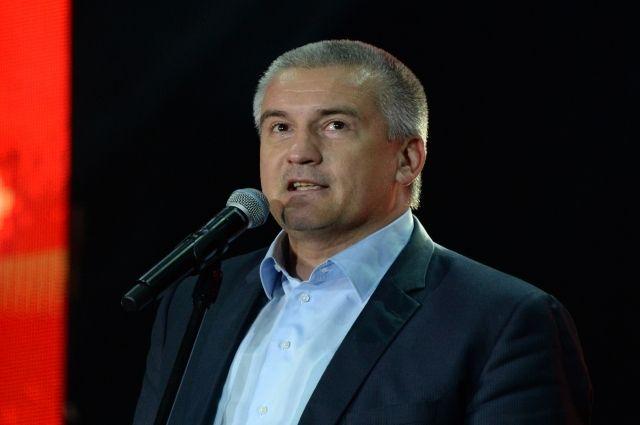 Аксенов подвел результаты развития Крыма за2017 год