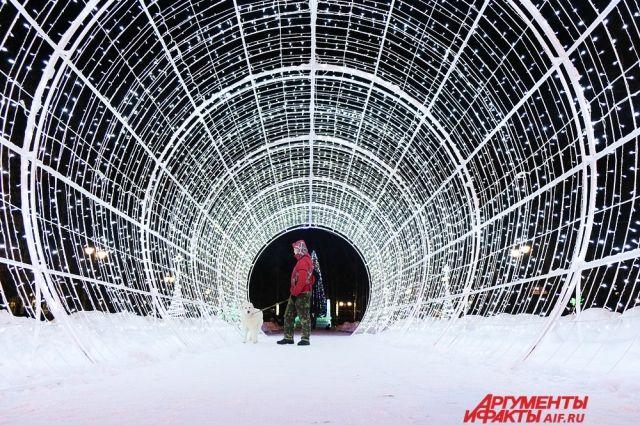 Для жителей города в ледовых городках проведут новогодние мероприятия.