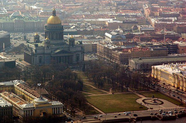 Иларион: РПЦ уверена, что Исаакиевский собор станет ее собственностью
