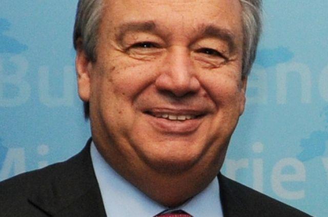 Генсек ООН призвал мир к единству в 2018 году