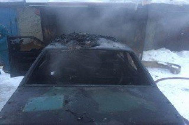 В канун нового года в гараже сгорели два ямальца