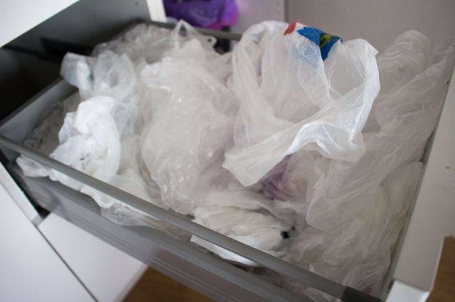 ВГреции ввели экологический налог напластиковые пакеты