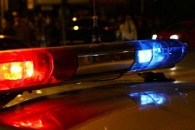Под Бузулуком «ВАЗ» врезался с ограждение, погибла беременная женщина.
