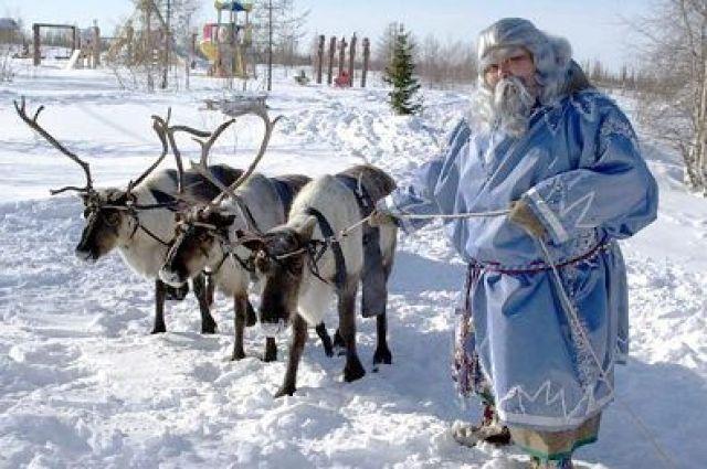 В Новый Уренгой съезжаются Деды Морозы