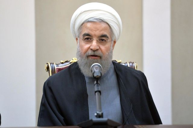 Роухани назвал причины массовых протестов вИране