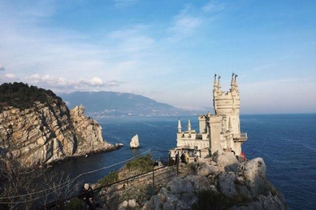 В текущем 2018 году Крым могут посетить 5,5 млн туристов