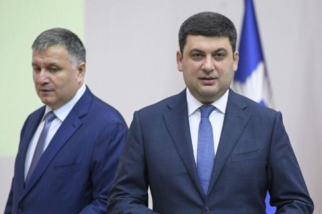 Подозреваемый вшпионаже впользуРФ переводчик Гройсмана уволен— Кабмин