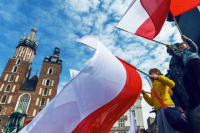 В посольстве отрицают сведения Польши об украинских беженцах